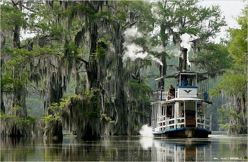 Louisiana the beautiful