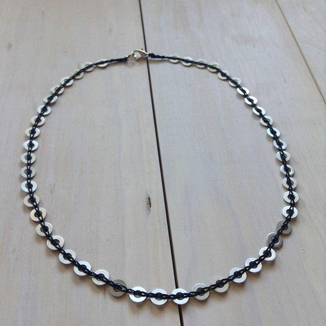 Little black necklace