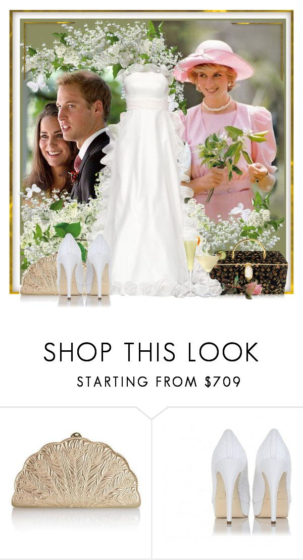 """""""Once upon a time..."""" by satinee ❤ liked on Polyvore featuring Kate Spade, Brian Atwood, women's clothing, women's fashion, women, female, woman, misses, juniors and lady diana"""