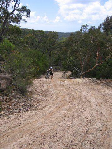 Long Track Climb