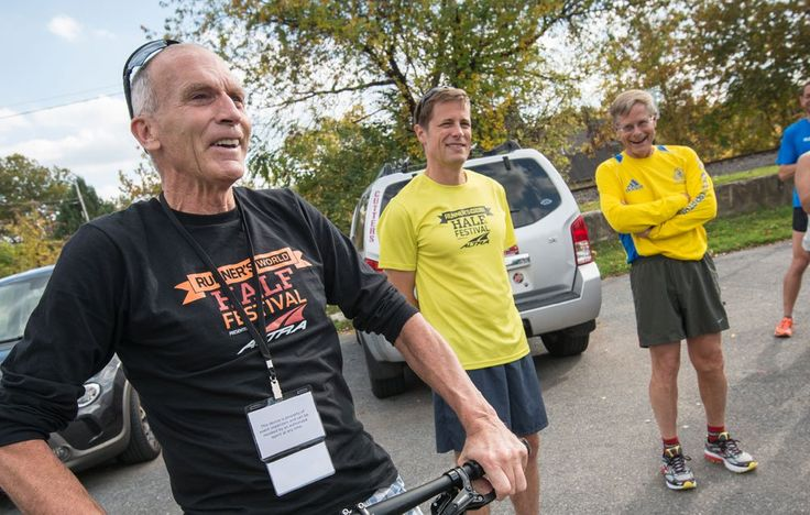 """Our Mayor of Running shares his best training advice and how the sport has changed; Shalane Flanagan tells us what """"Run Fast, Eat Slow"""" really means."""