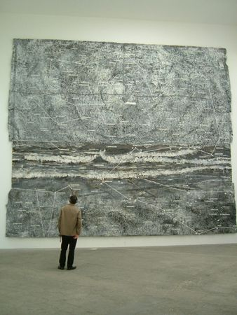 """""""Art is longing. You never arrive but you keep going in the hope that you will."""" Anselm Kiefer"""