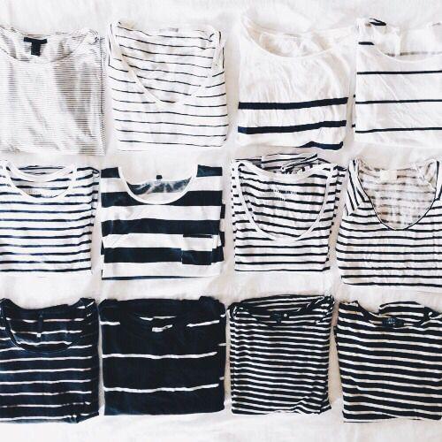 camisetas basicas listras