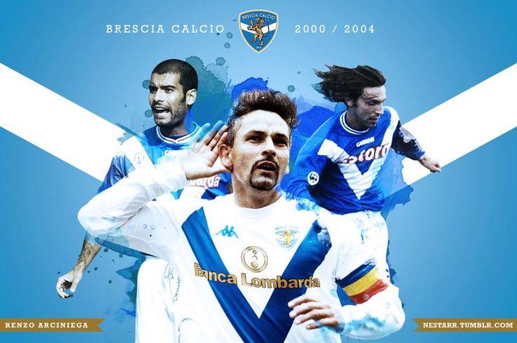 """IL DIVINO DE BRESCIA"" Crónica 2 - Brescia Calcio http://goo.gl/bZ04yT  Follow: http://nestarr.tumblr.com/"