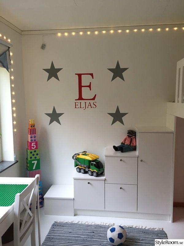 Bild på trofast - Eljas rum med loftsäng  av Bankmamma