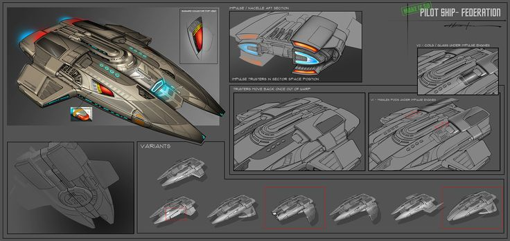 The Kobali cruiser Samsar was done for Star Trek Online's 5th anniversary. This concept is a tip of the hat to Matsumoto Leiji, a great inspiration and influence in my career.