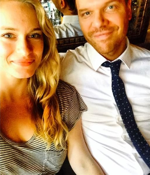 """""""True Blood"""" star Jim Parrack and """"Hunger Games"""" actress Leven Rambin are engaged"""