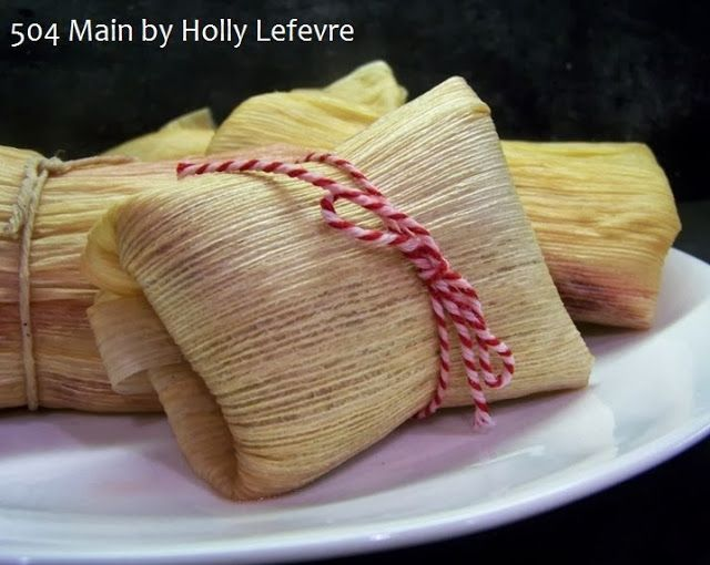 Turkey and Cranberry Tamales by 504 Main #FreshFinds #shop #cbias