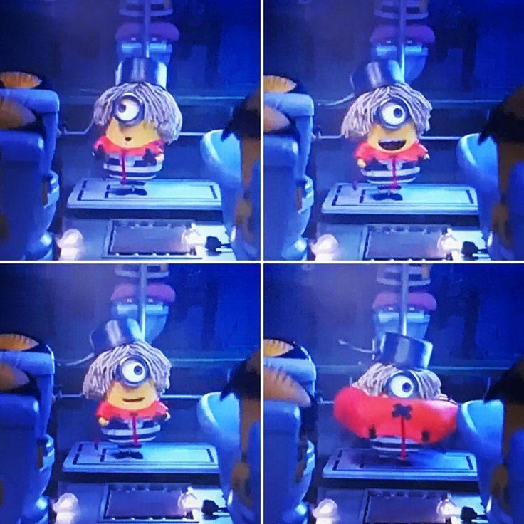 "Ⓜ️inions C.A Style! ""attention please…"" #ミニオン #ミニオンズ #怪盗グルー #ミニオン大脱走 #怪盗グルーのミニオン大脱走 #minion #minions #minionstuart #miniondave #dispicableme #dispicableme2 #minionlove #minionslove #minionsmovie #minionkevin #minionjerry #minionbob #minionmel #illumination #dispicableme3"