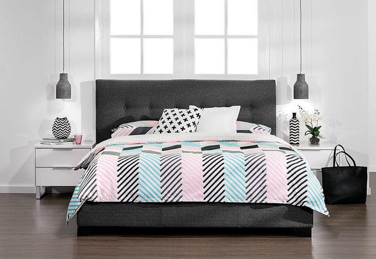 Arya Double Bed | Super A-Mart