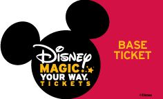 Discounted Park Tickets - DVC Rentals