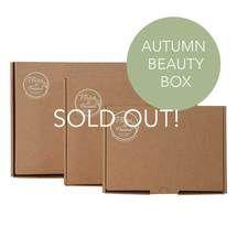 Flora & Fauna Autumn beauty box