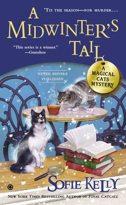 A Midwinters Tail Magical Cats Mystery Book By Sofie Kelly