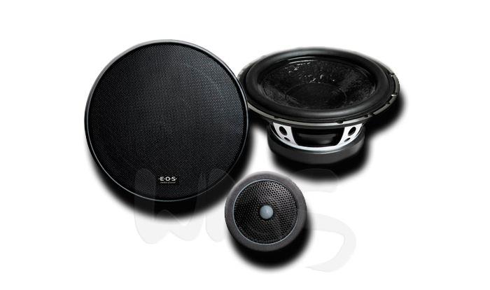 Купить компонентную акустику EOS Clarity CS-100, 6,5'' (16,5 см), 100 Вт.