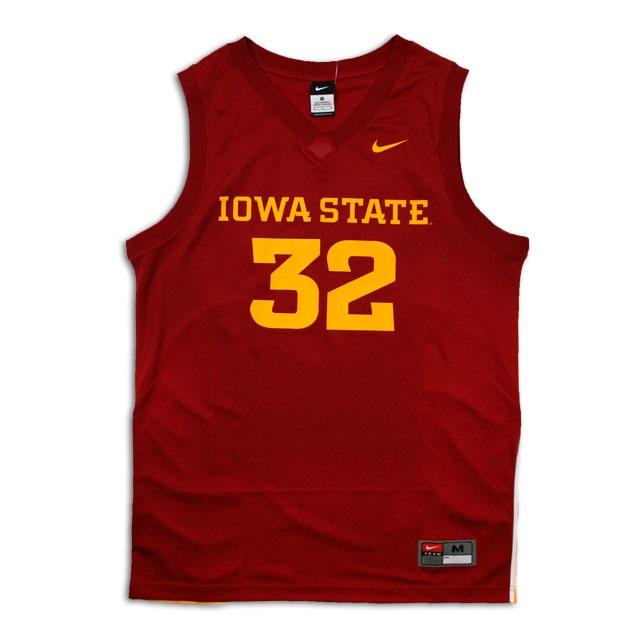 Iowa State Nike replica basketball jersey. | Shootin' Hoops,NBAJERSEYS_HREQGHU886,Iowa State Nike replica basketball jersey.: Nike Replica, States Nike