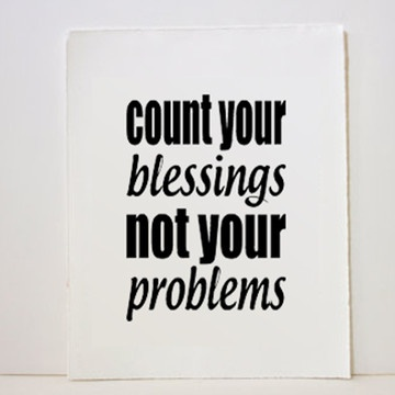 Count your blessings...: Life, Stuff, Quotes, So True, Thought, Positive