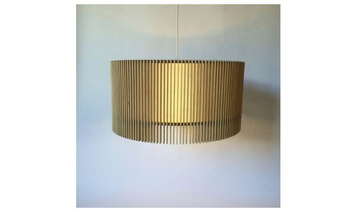 Mr Ralph - iO Drum Pendant - Large - 600mm dia x 300mm high , Pendants