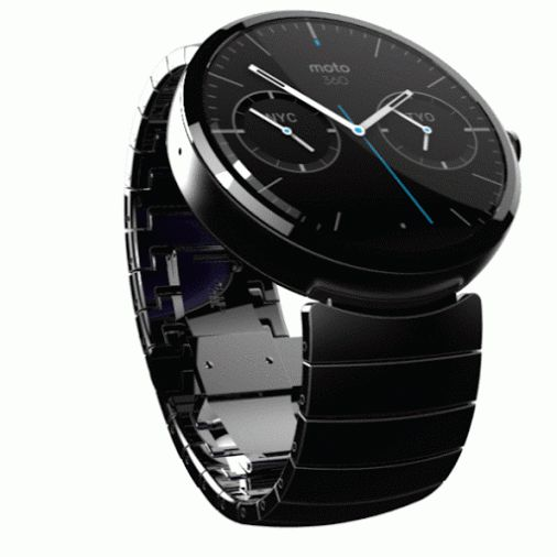 Motorola Moto 360 Is The Smartwatch You'll Actually Want To Buy
