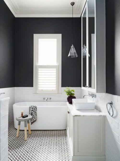 197 besten bathrooms bilder auf pinterest badezimmer for Innenarchitektur 1960