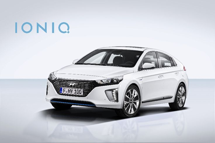 Hyundai IONIQ: Ένα άλμα μπροστά στην υβριδική τεχνολογία