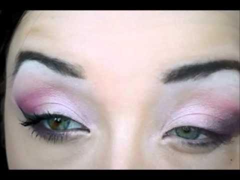 Весенний розовый макияж / Pink Makeup