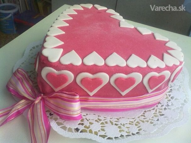 Torta s pudingových korpusov-celiatická (fotorecept) - Recept