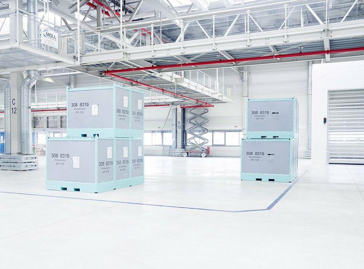 Фабрика BMW авторства Захи Хадид