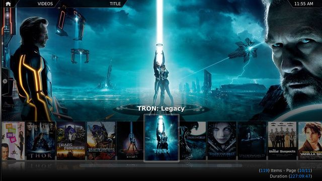 """XBMC 11.0 """"Eden"""" Adds AirPlay Support, Speed Improvements, and Lots, Lots More"""