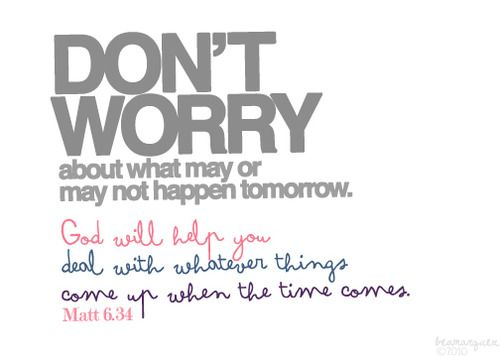 you will know true peace when you stand in faith on this :)