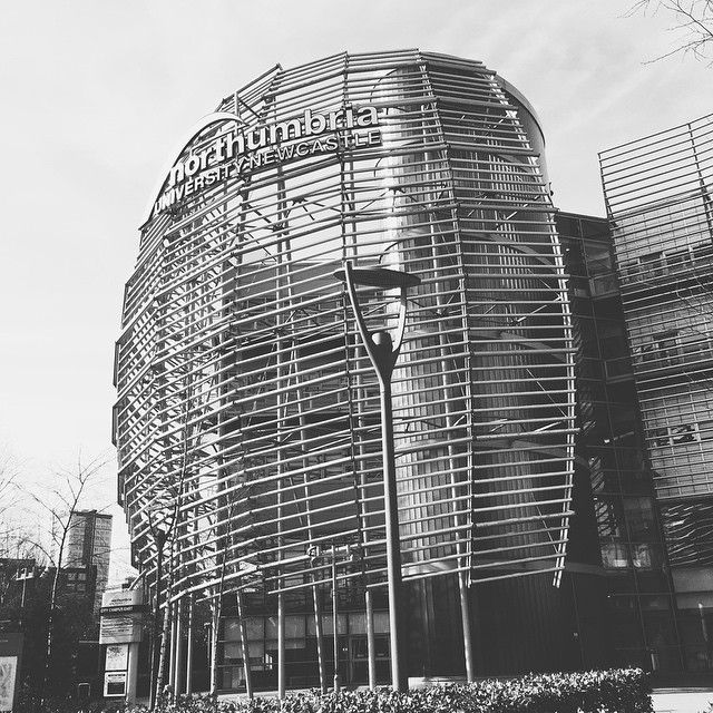 #StudentSnap on Campus | City Campus East | Northumbria University