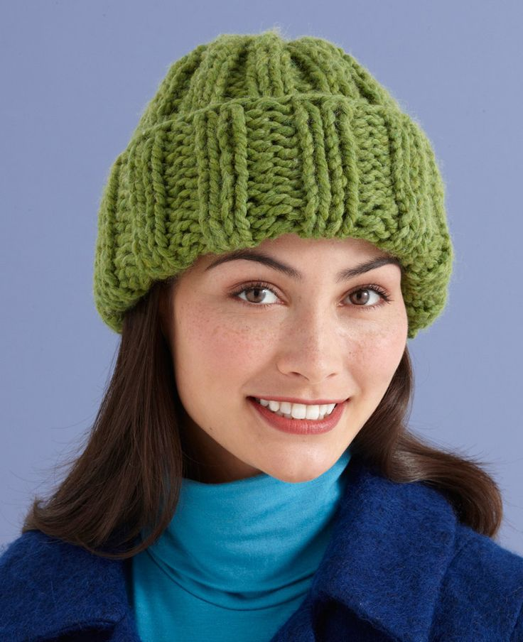 Solstice Hat in Lion Brand Wool-Ease Thick & Quick - L10598. Discover more Patterns by Lion Brand at LoveKnitting. The world's largest range of knitting supplies - we stock patterns, yarn, needles and books from all of your favourite brands.
