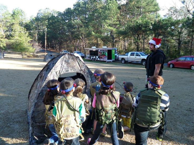 Best Pinehurst Southern Pines Backyard Laser Tag Is Here - Backyard laser tag