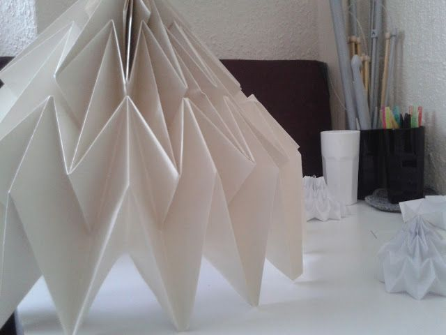 The 25 best origami lampshade ideas on pinterest origami lamp memnos and mesmer diy origami lampshade aloadofball Images