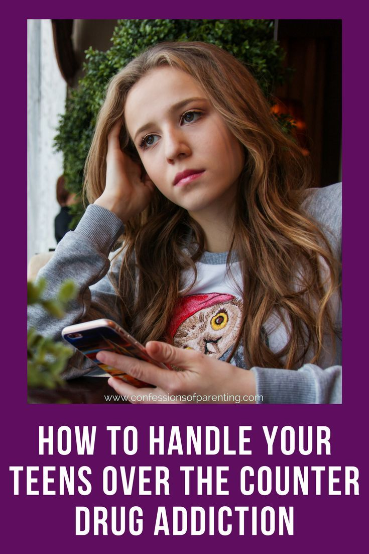 Pin Now! How to Recognize Over-the-Counter Drug Abuse in Teens. Come over and educate yourself on what to look for in your kids! #teen #teenagerproblems #teenagers #parenting #parentingtips #parentinghacks #parenthood #parenthelps #drugabuse