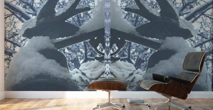 Winter Gateway - R L Murphy - Canvas
