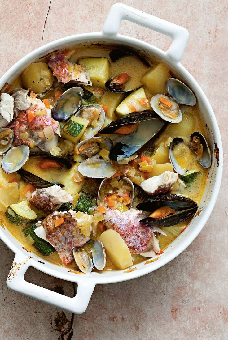 Kakavia fish soup by Rebecca Seal from The Islands of Greece | Cooked