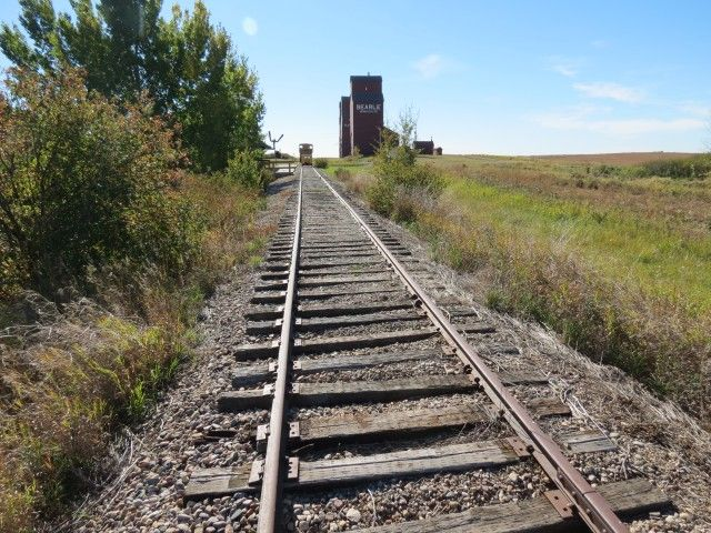 » Rowley Alberta ghost town