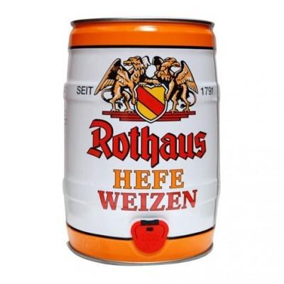 Fut de bière Allemande ROTHAUS WEISS