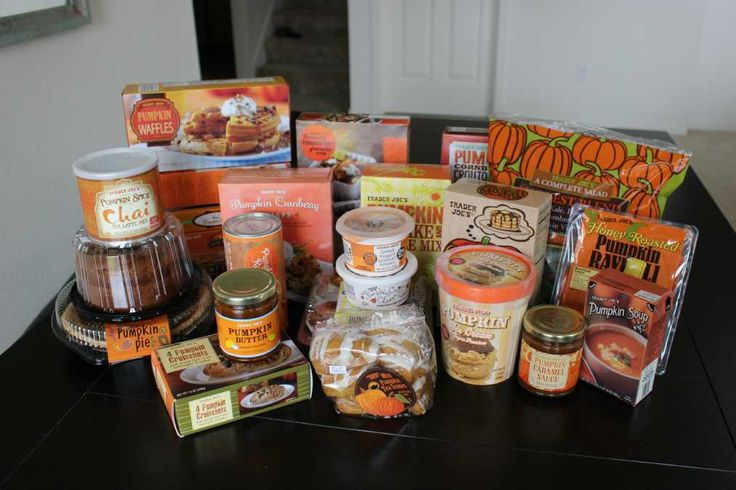 One Woman's Journey Through Every Single Pumpkin-Flavored Item She Could Find at Trader Joe's. This wasn't something I could blast through in a couple of hours. Heck, it was practically a lifestyle change.   xo jane