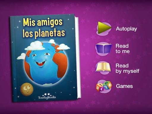 PlayTales | Inicio - aplicaciones para iPhone, iPad, Android y Windows Phone. Libros interactivos para niños.