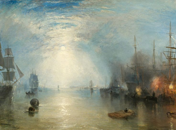 Tableaux de William Turner