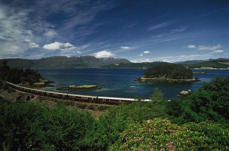 O Belmond Royal Scotsman, um dos comboios mais luxuosos e exclusivos do mundo, vai passar a oferecer um <em>spa</em> enquanto faz a sua travessia pelas Terras Altas da Escócia.