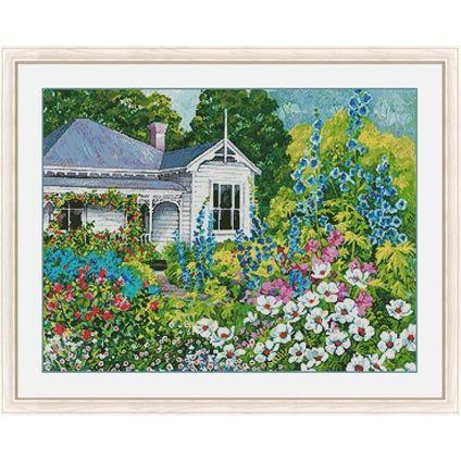Grandma's Garden - Fox Collection