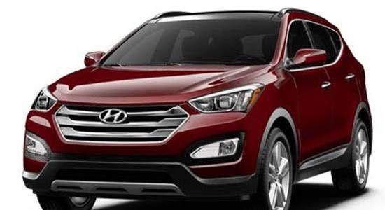 2016 Hyundai Santa Fe Release Date UK