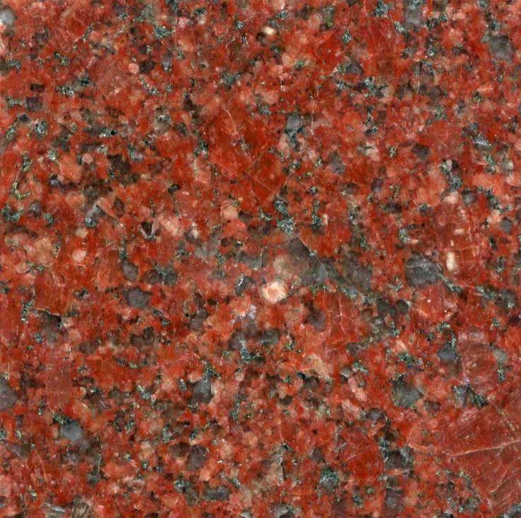 Red Granite Gravel : Images about granite stone samples on pinterest