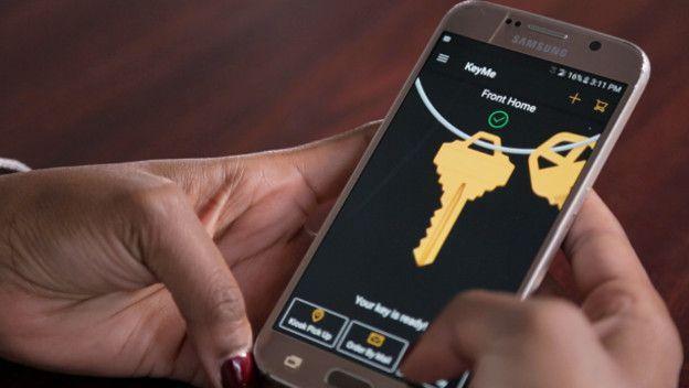 Ing. Omar Caceres: KeyMe, la app para hacer un duplicado de llaves co... #keyme #duplicados