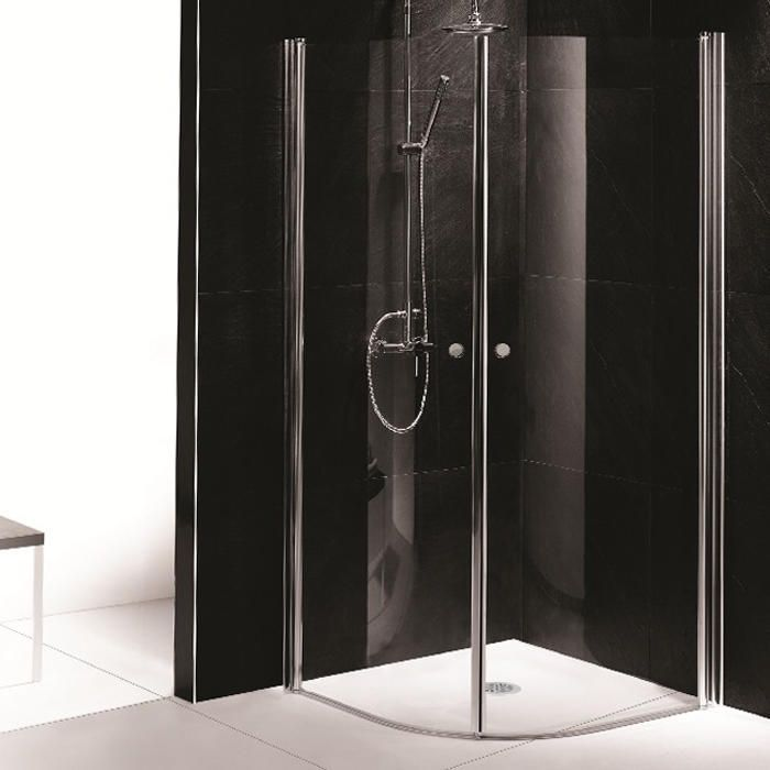 Best 25 Corner Shower Enclosures Ideas On Pinterest