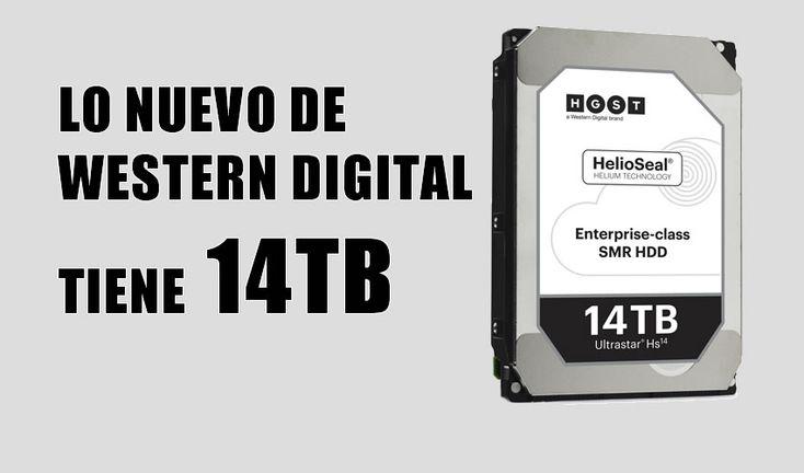 Los discos duros de Western Digital tienen capacidad SMR de segunda generación con tecnología HelioSeal ofreciendo capacidad innovadora.