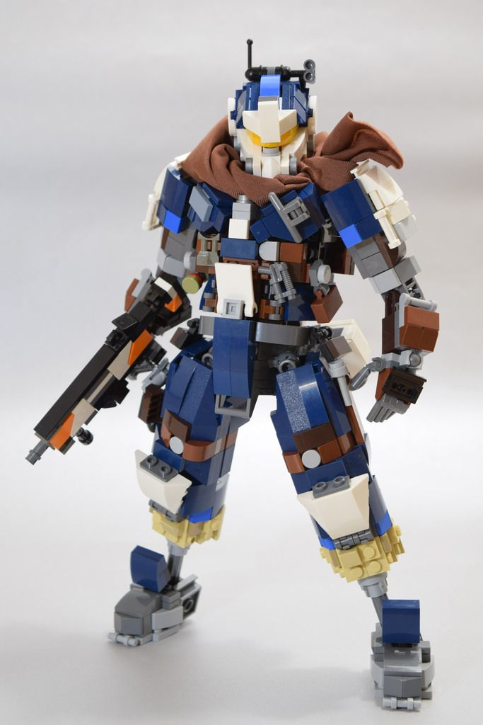 """""""MILITIA PILOT [TITANFALL]"""" by jan_lego: Pimped from Flickr"""