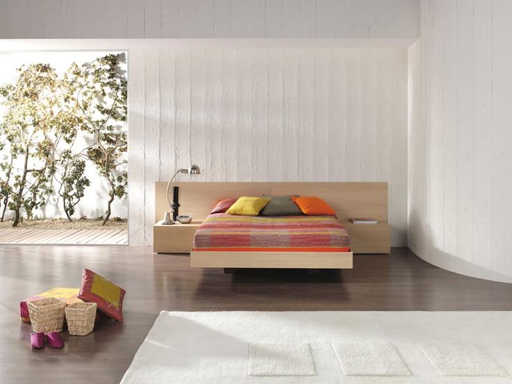 Cama Bak de Biok Home Muebles de diseño  Dormitorios  muebles de